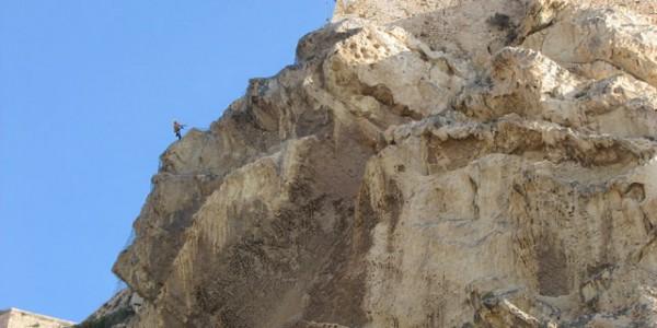 Trabajos Verticales Monte Benacantil Alicante