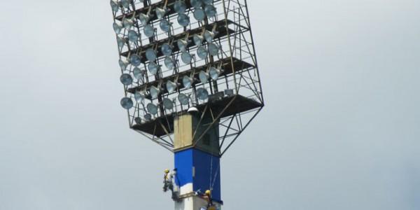Trabajos verticales urbanos Hercules CF